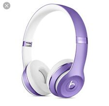 Beat By Dre Solo 3 Wireless Violet