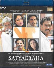 Satyagraha - Ajay devgun - arjun Rampal - Nuevo Bollywood Blu-Ray