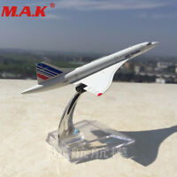 Collect 1/400 Plane France Concorde Air Plane 1976-2003 Aeroplane Aircraft Toy