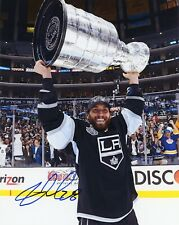 """~~ JARRET STOLL Authentic Hand-Signed """"Los Angeles Kings STANLEY CUP"""" 8x10 Photo"""