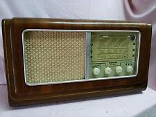 RADIO D'EPOCA Italiana Siemens SM 6035 del 1955 Antica REVISIONATA FUNZIONANTE