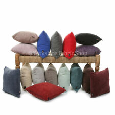 Cojín de color principal multicolor de chenilla para el hogar