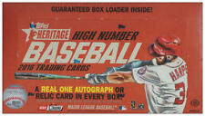 2016 Topps Heritage High Number Baseball - Pick A Player