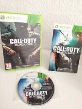 XBOX 360 - Call of Duty Black Ops komplett aus Spiele Sammlung Kult Games TOP