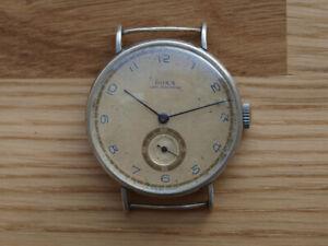 Doxa Anti-magnetic Jumbo Vintage Swiss Made Oversized 1940's Rare
