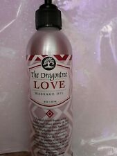 Dragontree, Love Massage Oil, made in Oregon with love and care.