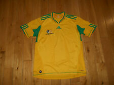 ADIDAS SOUTH AFRICAN FOOTBALL BAFANA 2010 SOCCER YOUTH JERSEY SIZE LG AFRICA