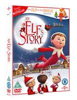 An Elf's Story: The Elf on the Shelf  [DVD], DVDs