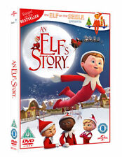 An Elf's Story - The Elf on the Shelf (DVD, 2012)  Brand new and sealed