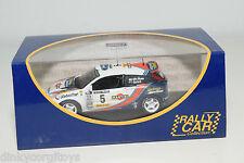. IXO RALLY CAR FORD FOCUS WRC RALLYE DE CATALUYNA 2002 SAINZ MARTI MINT BOXED