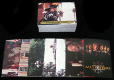 1993 Skybox The Three Musketeers Trading Card Set (73) Nm/Mt