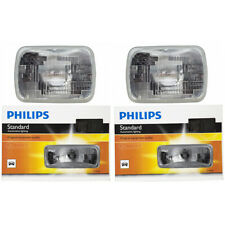 Philips High Low Beam Headlight Light Bulb for Nissan Stanza Pulsar 310 au