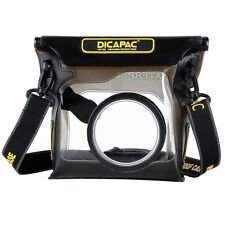 6DicaPac WP-S3 Waterproof Case Made for EOS M2 NX E-PL7 A6000 Digital Cameras