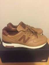 factory second New Balance 1400 M1400BH sz 9.5 Horween concepts crew kith BOX jp