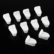 10pcs 1: 25 White Unpainted Toilet Model Doll House Miniature Furniture
