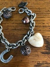 Longaberger So Rachel Scion Charm Bracelet