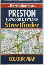 Preston Streetfinder, Bartholomew, Very Good, Hardcover
