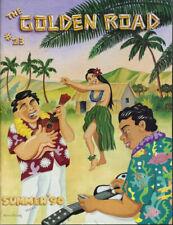 Golden Road #23 VTG Grateful Dead Fanzine/Magazine Jerry Garcia/Pigpen/Ken Kesey