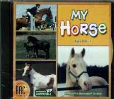 My Horse, Facts, Trivia & Tips, Ages 6-16, PC & MAC NEW