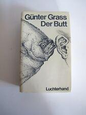 Buch Der Butt von Günter Grass Luchterhand Gebundene Ausgabe K0761