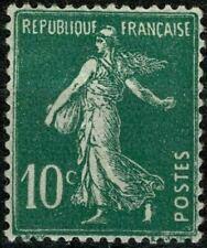 Timbres verts figures historiques