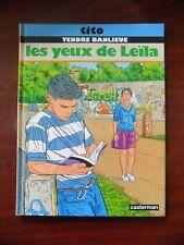 TENDRE BANLIEUE : les yeux de Leila