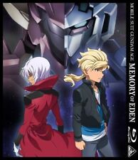 MOBILE SUIT GUNDAM AGE - MEMORY OF EDEN --JAPAN Blu-ray N28