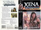 XENA WARRIOR PRINCESS *RARE VHS TAPE*. EPISODES 1.1-1.2