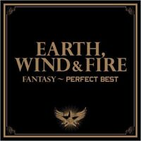 EARTH. WIND & FIRE-FANTASY-PERFECT BEST-JAPAN CD D46