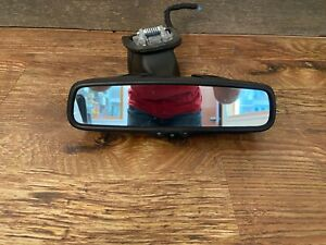 2007-2008 Jeep Commander XK Auto Dimming & Headlight Rear View Mirror Assembly
