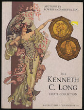 Kenneth C Long Estate Collection And Other Important Properties