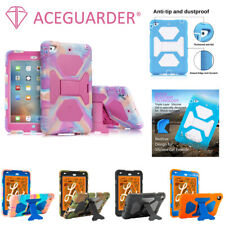 iPad Mini 1 2 3 4 5 Tablet Case Heavy Rugged Shockproof Stand Protective Cover
