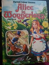 Alice in Wonderland (Purnell colour classics), Carroll, Lewis, Very Good Book
