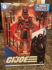 Hasbro G.I. Joe Classified Red Ninja Action Figure