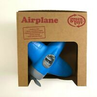 Green Toys Airplane Toy Flying Eco Friendly 100% Recycled BPA Free NEW