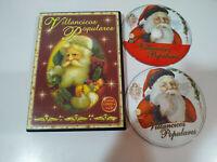 Villancicos Populares - DVD + CD Español - AM