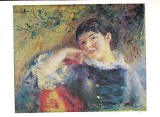 "Pierre-Auguste Renoir : ""THE DREAMER"" Art Card / Postcard!"
