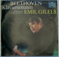 Beethoven Piano Sonatas Emil Gilels -eterna d74]