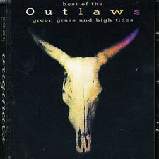 Best of the Outlaws: Green Grass and High Tides [Remaster] by The Outlaws (CD, Jun-1999, MSI Music Distribution)