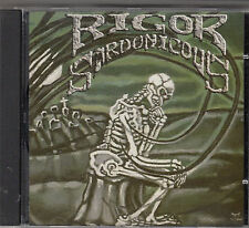 RIGOR SARDONICUS - principia sardonica CD