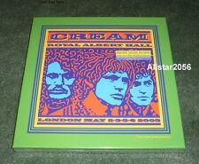 2013 CREAM~ROYAL ALBERT HALL~3 LP BOX SET~RECORD STORE DAY~RSD~ERIC CLAPTON~NEW