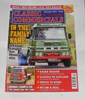 CLASSIC & VINTAGE COMMERCIALS DECEMBER 2010 - ERF/LEYLAND BEAVERS