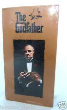 NEW The Godfather (VHS, 2-Tape Set) SEALED