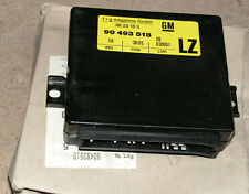 Vauxhall Omega Immoboliser Control Unit Ident LE Or LZ Part Number 90493518