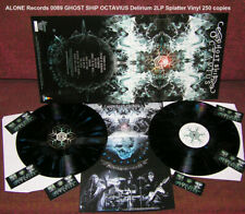 GHOST SHIP OCTAVIUS - Delirium (NEW*LIM.250 DLP SPLATTER*US PROG METAL*NEVERMORE