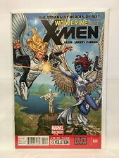 Wolverine and the X-Men #20 VF+ 1st Print Marvel Comics