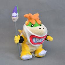 "New Super Mario Bros. Plush Doll Stuffed Toy Bowser JR 7"" #1"