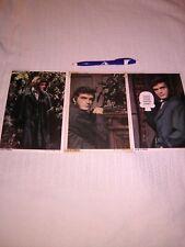 3 David Selby Dark Shadows Tv Series Photo post cards