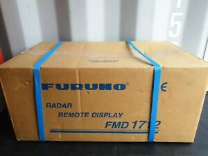 New In Box Furuno FMD-1712 RDP-137  RADAR REMOTE DISPLAY (03)
