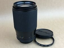 Carl ZEISS 200mm f/3.5 Tele-Tessar T* AEG Lens For Contax/Yashica CY - Nice